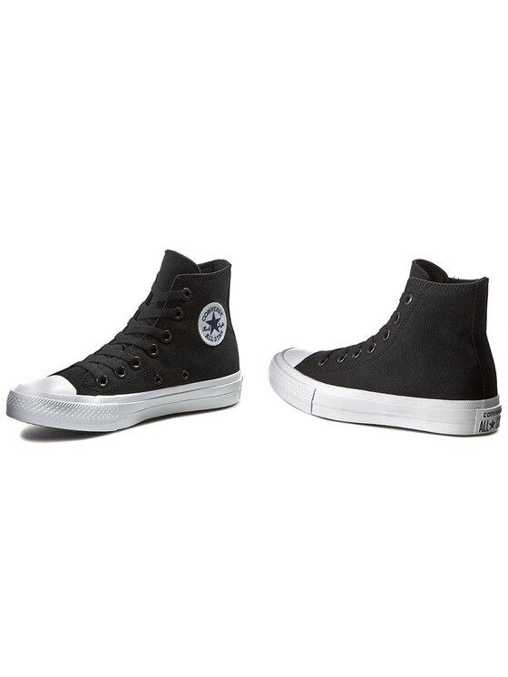 Converse Converse Plátěnky Ct II Hi 150143C Černá