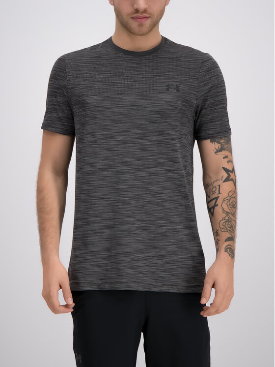 Under Armour Under Armour Tricou UA Vanish Seamless 1325622 Gri Regular Fit
