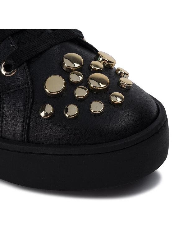 LOVE MOSCHINO LOVE MOSCHINO Sneakersy JA15103G18IB0000 Czarny