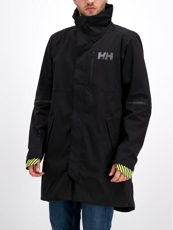Helly Hansen Helly Hansen Outdoor kabát 64038 Fekete Regular Fit