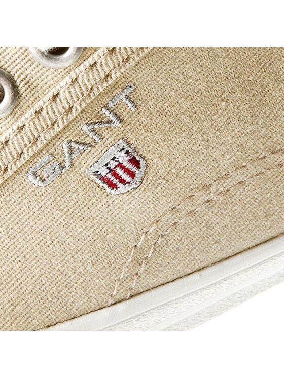 Gant Gant Tenisky New Haven 10538573 Béžová
