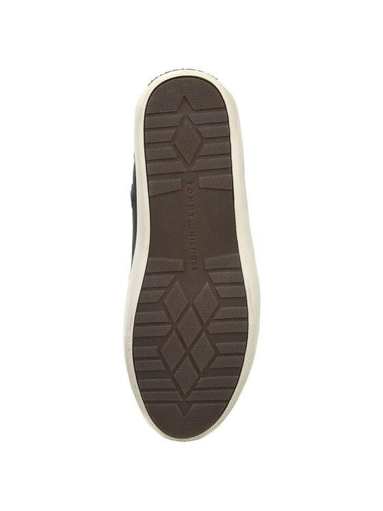 Tommy Hilfiger Tommy Hilfiger Sneakersy Shelly 3N FW56817801 Čierna