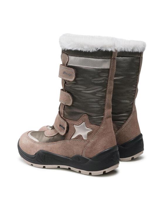 Primigi Primigi Śniegowce GORE-TEX 8383911 DD Brązowy