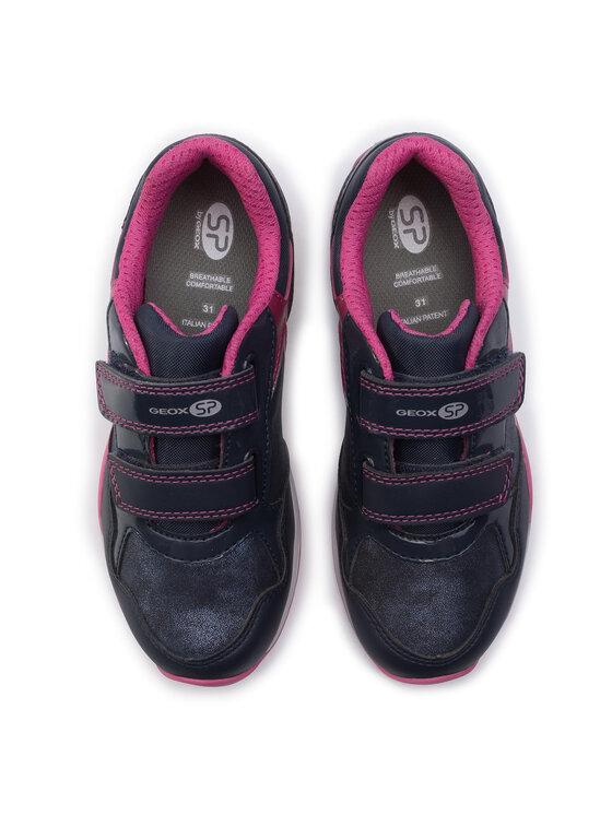 Geox Geox Sneakersy J N.Jocker G. B J94G2B 054PV C4268 S Granatowy