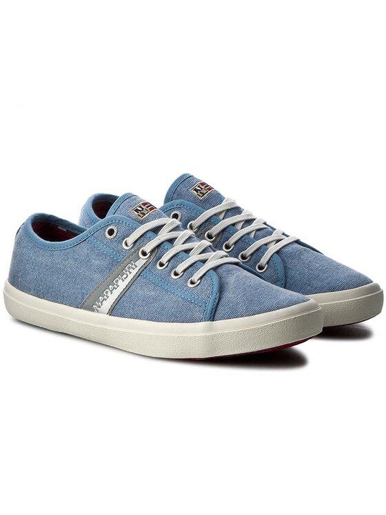 Napapijri Napapijri Teniși Beaker 14838791 Albastru