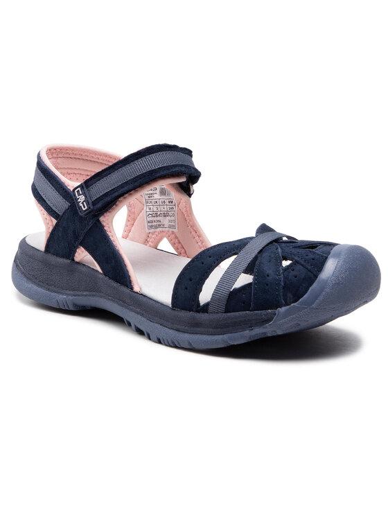 CMP Basutės Hezie Wmn Hiking Sandal 30Q9546 Tamsiai mėlyna