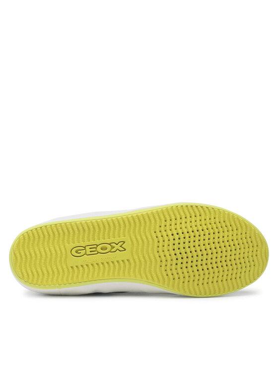 Geox Geox Sneakersy J Gisli B. C J155CC 0FE14 C1269 D Szary
