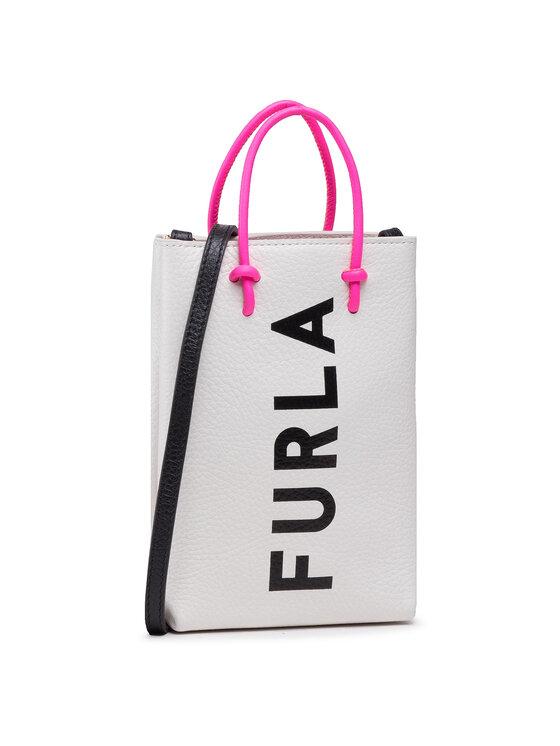 Furla Furla Torebka Essential WE00116-A.0456-0398S-1-007-20-CN-E Biały
