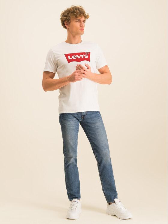 Levi's® Levi's® Jeansy 511™ 04511-3723 Tmavomodrá Slim Fit