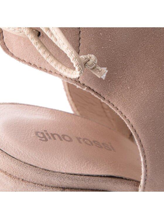 Gino Rossi Gino Rossi Sandály Olivia DFH357-W15-4900-4400-0 Béžová