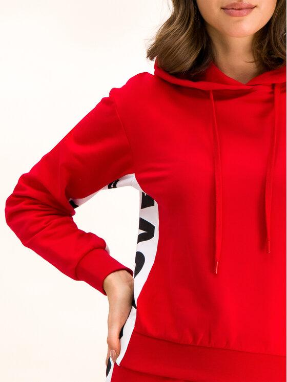 LOVE MOSCHINO LOVE MOSCHINO Sweatshirt W639001E 2117 Regular Fit