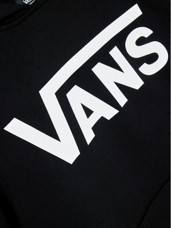 Vans Vans Mikina Classic Po II VN0A45AG Černá Regular Fit