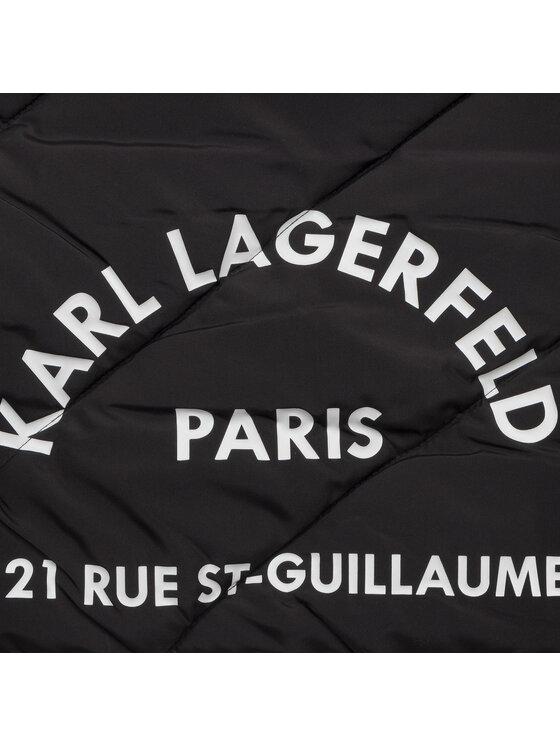 KARL LAGERFELD KARL LAGERFELD Szal 96KW3303 Czarny