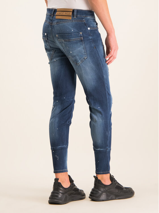 Rage Age Rage Age Jeans Eldridge Cl1 Blu scuro Slim Fit
