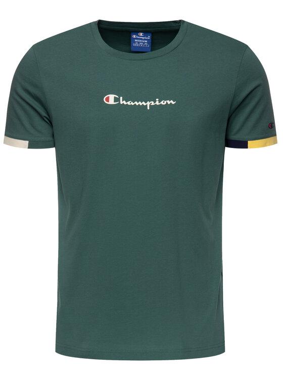 Champion Champion T-Shirt 212791 Πράσινο Comfort Fit