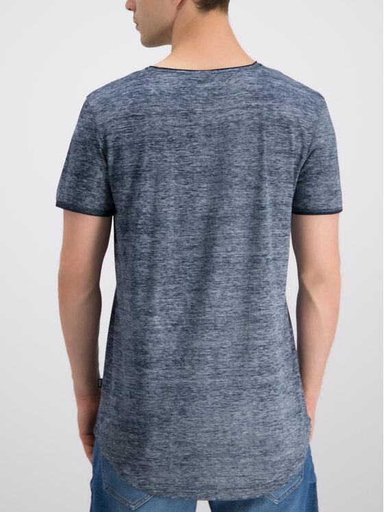 Joop! Jeans Joop! Jeans T-Shirt 30012199 Tmavomodrá Regular Fit