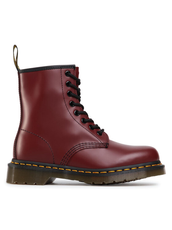 Dr. Martens Dr. Martens Glany 1460 Smooth 11822600 Bordowy