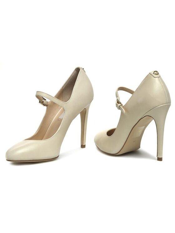 Guess Guess Chaussures basses FL2ANU LEA08 Beige