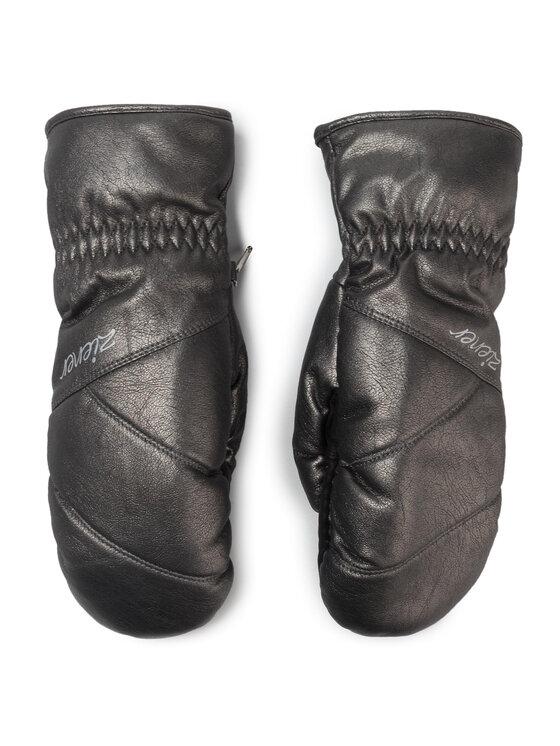 Ziener Slidinėjimo pirštinės Kinga Pr Mitten Lady glove 191101 Pilka