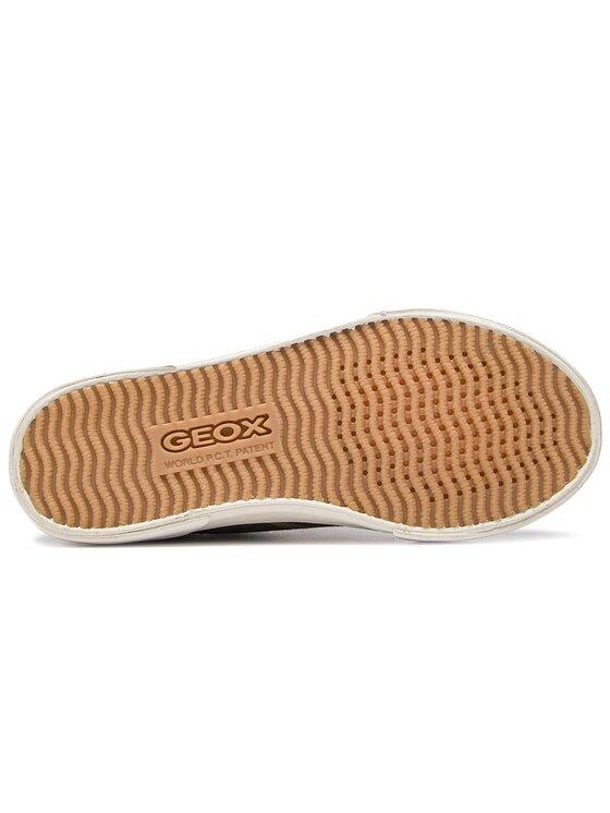 Geox Geox Sneakersy J Kiwi B. T J72A7T 00010 C0629 S Zielony