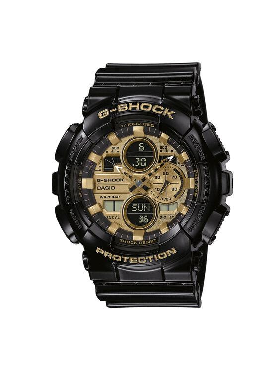 G-Shock Laikrodis GA-140GB-1A1ER Juoda