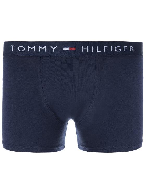 Tommy Hilfiger Tommy Hilfiger Súprava 2 kusov boxeriek UB0UB90005 Tmavomodrá