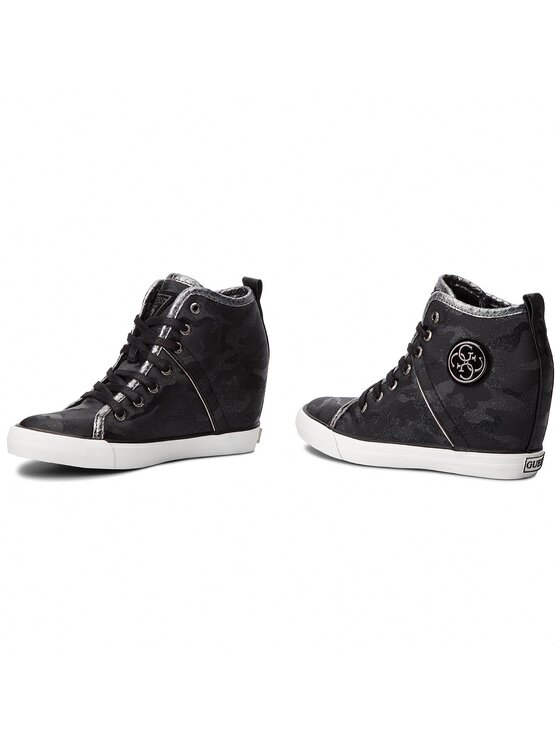 Guess Guess Sneakers FLJLY3 FAB12 Nero