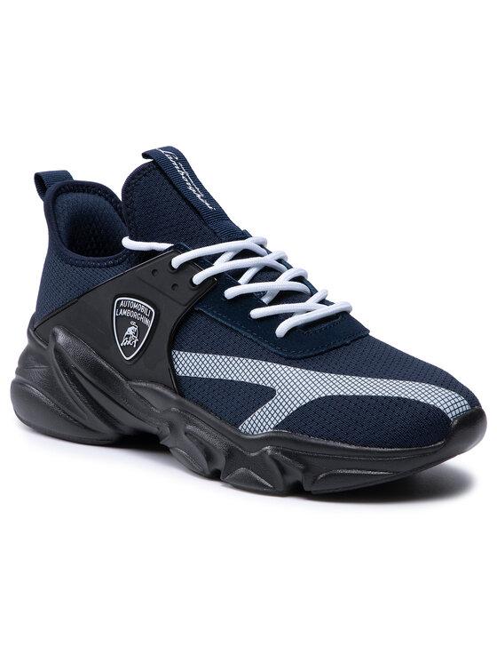 Lamborghini Laisvalaikio batai E0XWBSH2 Tamsiai mėlyna