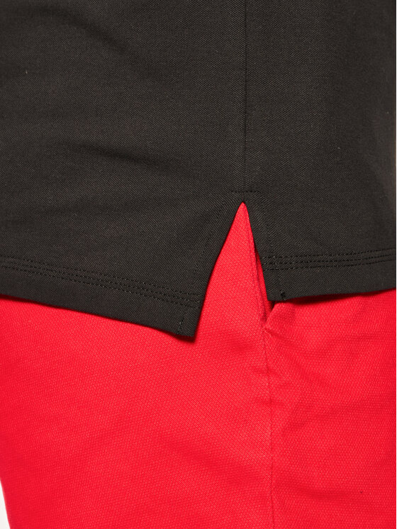 Hugo Hugo Polo marškinėliai Dinoso202 50425770 Juoda Slim Fit