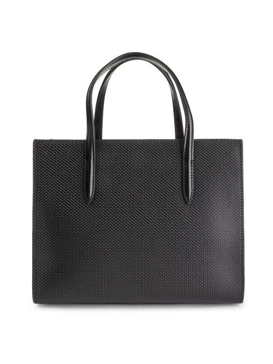 Lacoste Lacoste Torebka S Shopper Bag NF2562CE Czarny