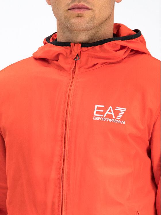 EA7 Emporio Armani EA7 Emporio Armani Kurtka przejściowa 8NPB04 PNN7Z 1683 Pomarańczowy Regular Fit