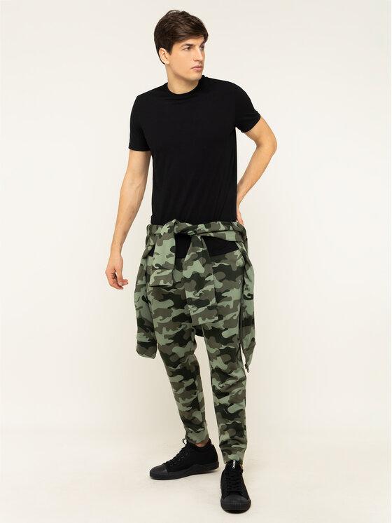 Calvin Klein Performance Calvin Klein Performance Pantaloni trening Knit Pants 00GMH9P683 Verde Regular Fit
