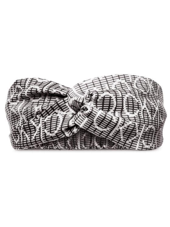 Calvin Klein Calvin Klein Opaska materiałowa Digital Print Headband K60K606522 Beżowy