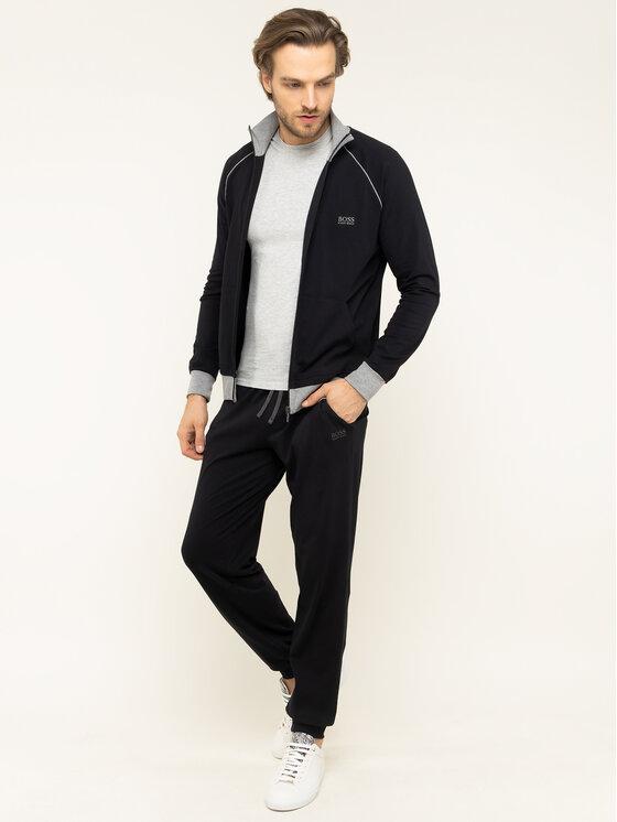 Boss Boss Spodnie dresowe Mix&Match 50381880 Czarny Regular Fit
