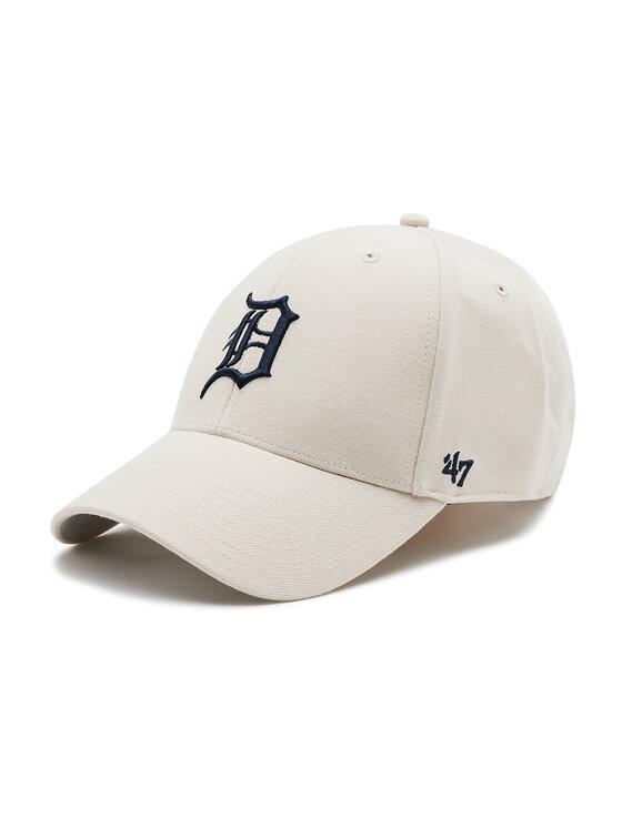 47 Brand Kepurė su snapeliu Detroit Tigers B-MVP09WBV-BN Smėlio