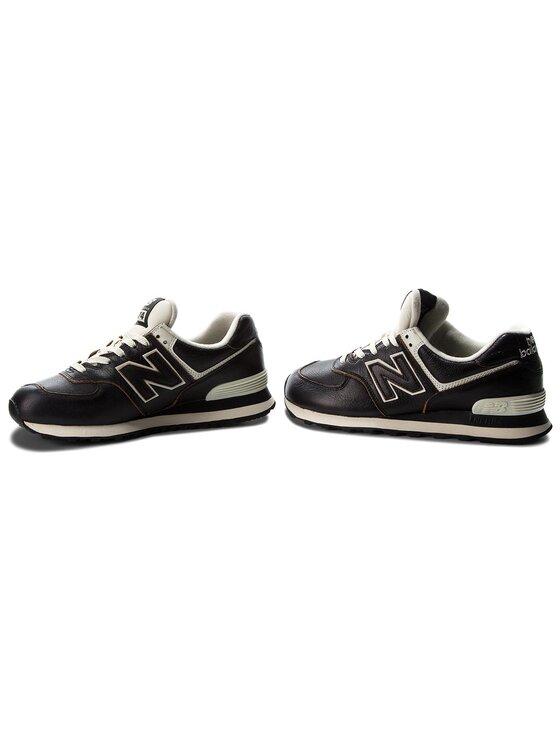 New Balance New Balance Sneakersy ML574LPK Černá