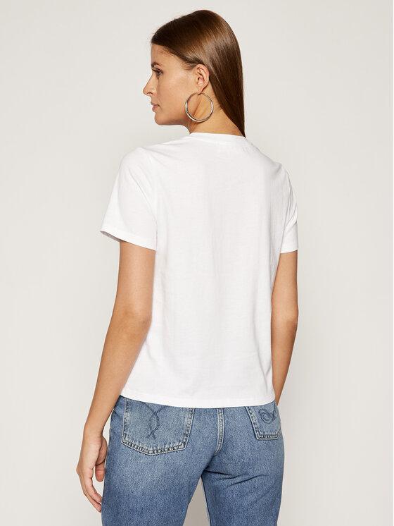 MICHAEL Michael Kors MICHAEL Michael Kors T-shirt MU95M9397J Blanc Regular Fit