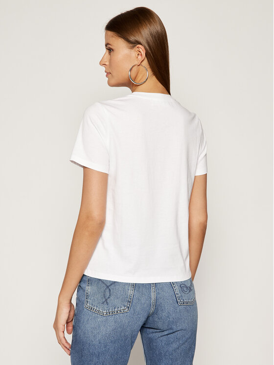 MICHAEL Michael Kors MICHAEL Michael Kors T-Shirt MU95M9397J Λευκό Regular Fit