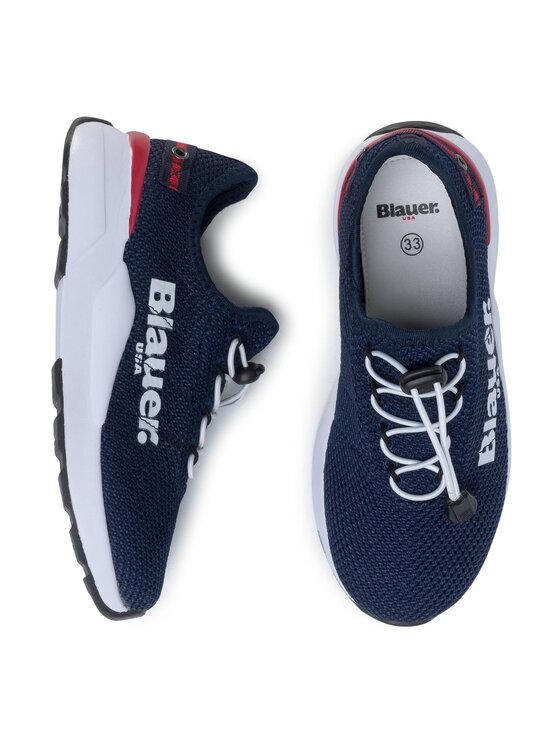Blauer Blauer Sneakers S0ANDY01/KNI S Blu scuro