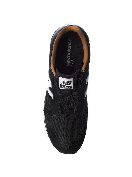New Balance New Balance Sneakersy U520BH Čierna