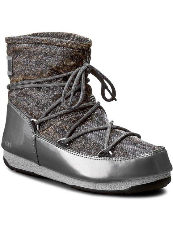 Moon Boot Sniego batai Low Lurex 24005600002 Sidabrinė