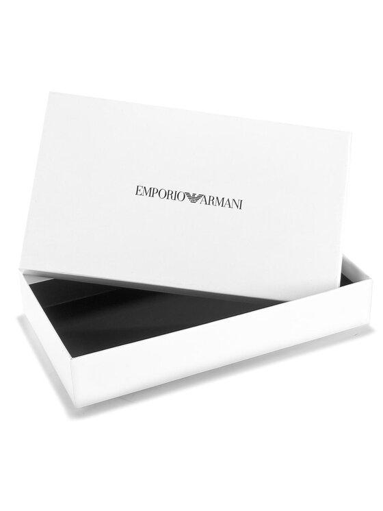 Emporio Armani Emporio Armani Duży Portfel Damski Y3H008 YAL6B 80001 Czarny