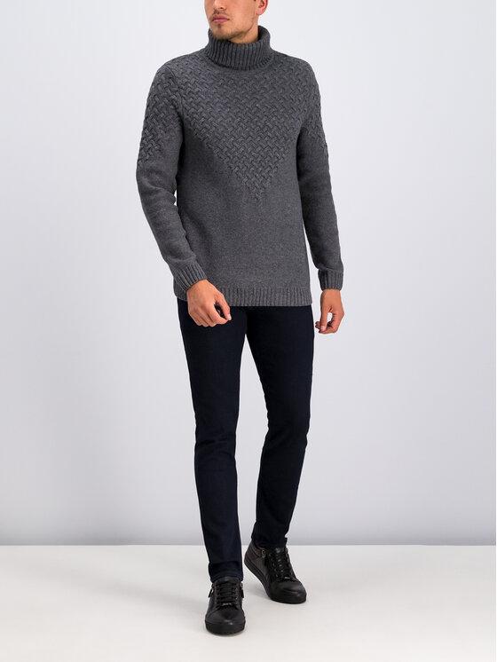 Joop! Jeans Joop! Jeans Golf 30017421 Szary Modern Fit