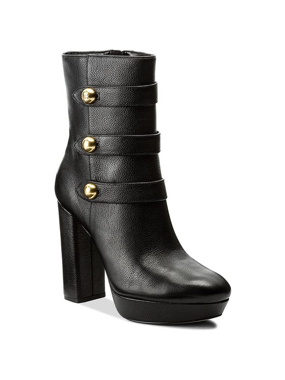 MICHAEL Michael Kors MICHAEL Michael Kors Μποτάκια Maisie Ankle Boot 40F7MSHE6L Μαύρο
