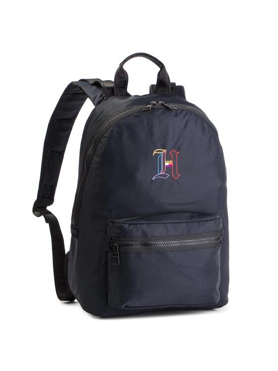Tommy Hilfiger Tommy Hilfiger Plecak Lewis Hamilton Backpack AM0AM04585 Czarny