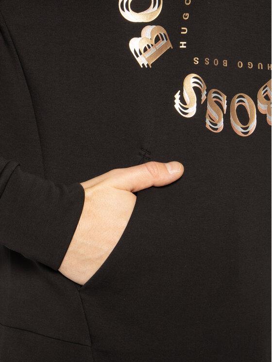 Boss Boss Sweatshirt Sly 50423596 Schwarz Regular Fit
