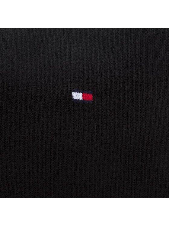 Tommy Hilfiger Tommy Hilfiger Zestaw 2 par wysokich skarpet damskich 443015001200 Czarny