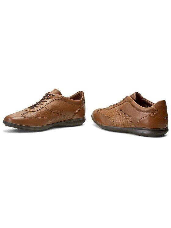 Tommy Hilfiger Tommy Hilfiger Sneakers Oliver 15A FM56821077 Marron