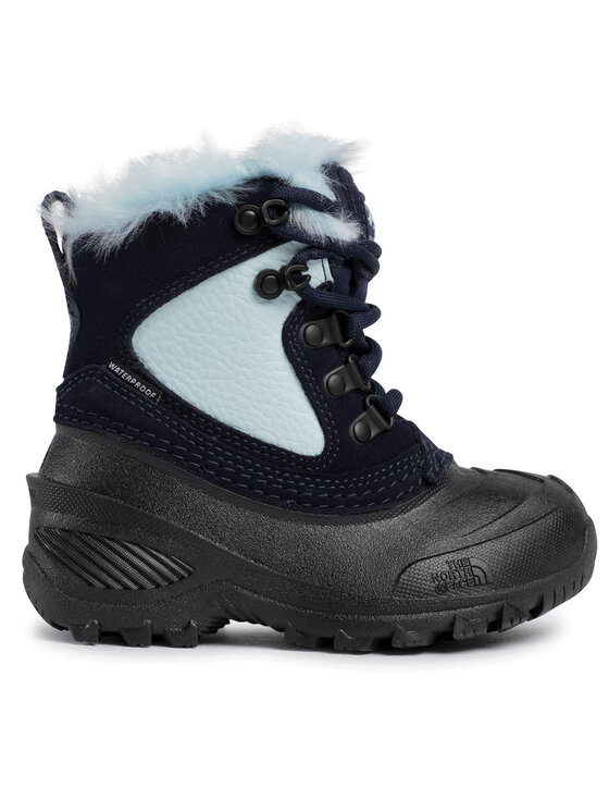 The North Face The North Face Śniegowce Youth Shellista Extreme NF0A2T5VVDA1 Granatowy