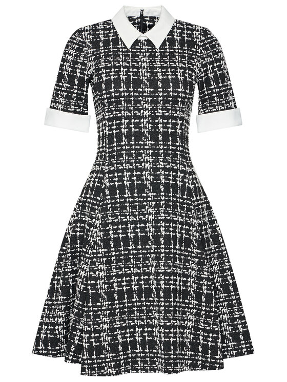 DKNY DKNY Sukienka codzienna DD0HV726 Czarny Regular Fit